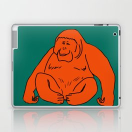 The Marvellous Orangutan Laptop & iPad Skin