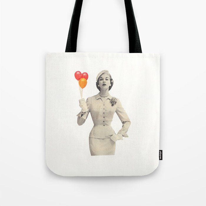 I am Woman Tote Bag