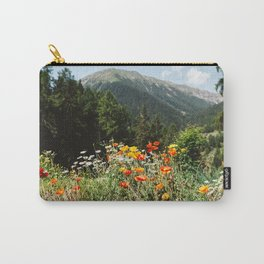 Mountain garden Carry-All Pouch