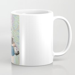 Fashion Illustration  Coffee Mug