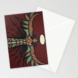Thunderbird Woman Stationery Cards