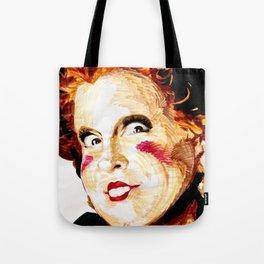 Hocus Pocus: Winifred Sanderson Tote Bag