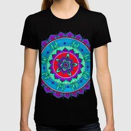 Little Mermaid Inspired Mandala Art T-shirt