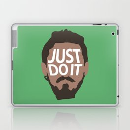 Just Do It Laptop & iPad Skin