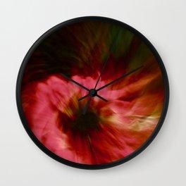 Dizzy Daisy3 Wall Clock