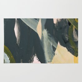 abstract painting IV Rug