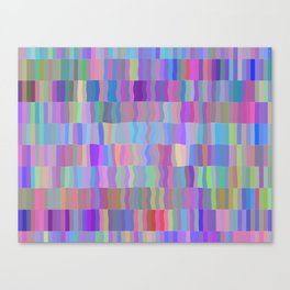 Rainbow Time Canvas Print