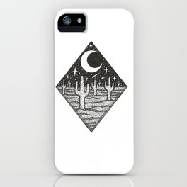 Desert Dreamin iPhone Case