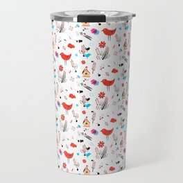 Birdies Travel Mug