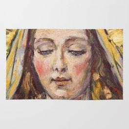 Beata Virgen Maria Rug