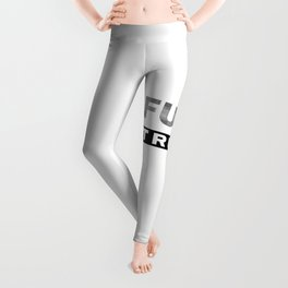 FUCK TRUMP Leggings