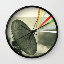 Earth Calling Wall Clock