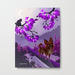 Roscoe-Roo, The Fable Metal Print