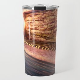 Piano Accord in Sea minor Travel Mug