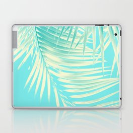 Palm Leaves Summer Vibes #4 #tropical #decor #art #society6 Laptop & iPad Skin