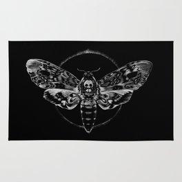 Death's-head Hawkmoth Rug