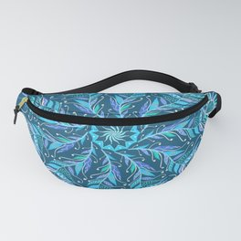 Dancing Feathers Fanny Pack