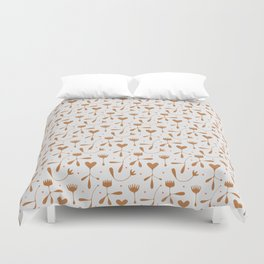Autumn Seed Duvet Cover