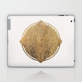 Gold Squircle Laptop & iPad Skin