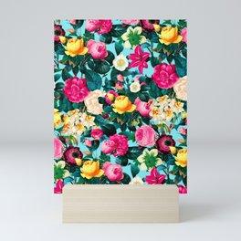 VINTAGE GARDEN II Mini Art Print