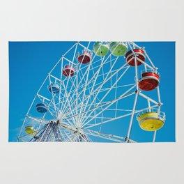 Carival Ferris Wheel Rug