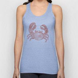 sea crab Unisex Tank Top
