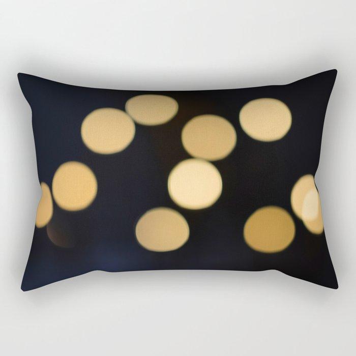 Defocus Rectangular Pillow