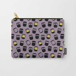 Niqabis pattern Carry-All Pouch