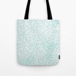 Belugas party Tote Bag