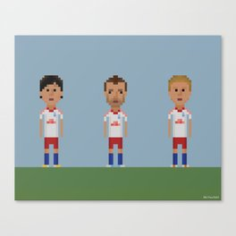 Hamburger SV Canvas Print