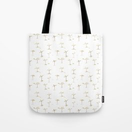Palmiers / Palm trees Tote Bag