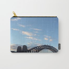 Sydney Australia harbour bridge Carry-All Pouch