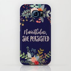 Nevertheless, She Persisted Galaxy S8 Slim Case
