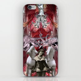 Gathering Of Witches iPhone Skin