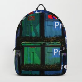 Pretty Shitty Backpack