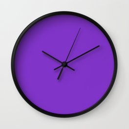 Blueberry Sorbet Ice Cream Gelato Ices Wall Clock