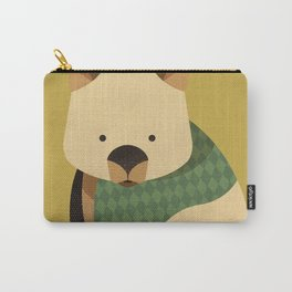 Hello Wombat Carry-All Pouch