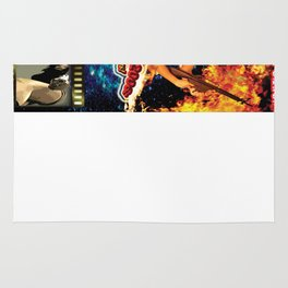 Vixen Highway 2006: It Came from Uranus! (2010)'. – Movie Poster Rug