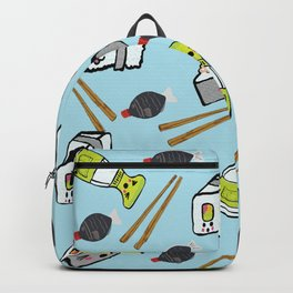 Sushi Time for Shishi Backpack