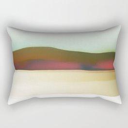 Desert Scape Rectangular Pillow