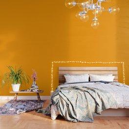 Bright Orange Mango Mojito Fashion Color Trends Spring Summer 2019 Wallpaper