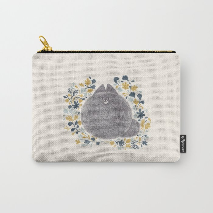 Ron ron Carry-All Pouch
