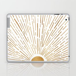 Let The Sunshine In Laptop & iPad Skin