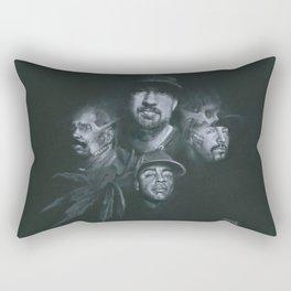 Stoned Raiders Rectangular Pillow