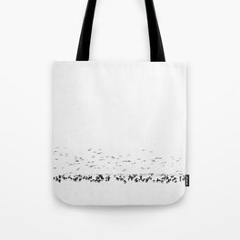 Dunlin III Tote Bag