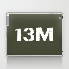 13M Multiple Launch Rocket System/High Mobility Ar Laptop & iPad Skin