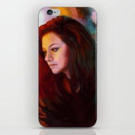 Sarah iPhone Skin