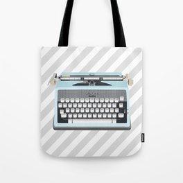 Olympia - Miss Vintage type Tote Bag