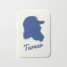Justin Turner Bath Mat