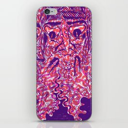 DEEP THOUGHT iPhone Skin